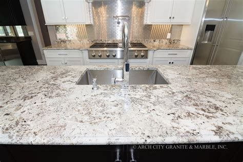 Black And White Granite Countertops Complete Guide To White Granite Countertops Arch City
