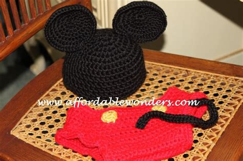 pattern crochet mickey mouse mickey mouse diaper by affordablewonde crocheting