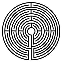 labyrinth template tywkiwdbi quot wiki widbee quot a labyrinth is not the same
