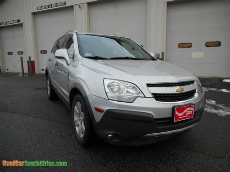 Busi Chevrolet Captiva 2 4l 2003 2011 2012 chevrolet captiva ls 4dr suv w 2ls used car for sale in aliwal eastern cape south