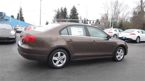 2014 Volkswagen Jetta Toffee Brown Metallic Stock