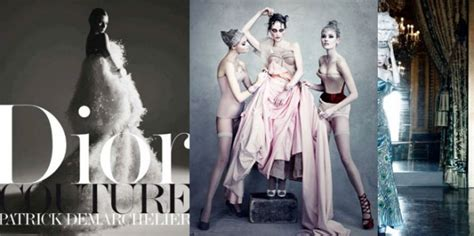 libro dior couture by demarchelier dior couture patrick demarchelier very cool