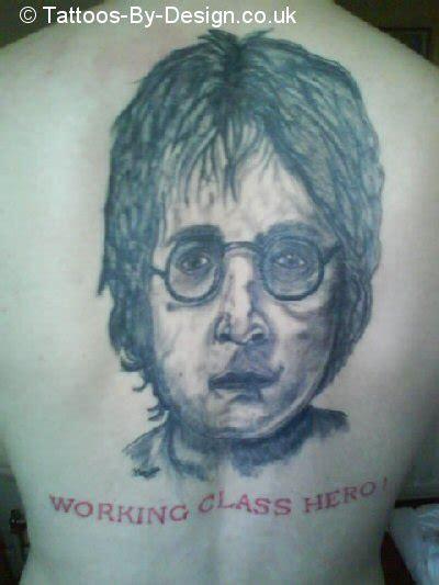 john lennon tattoo designs lennon
