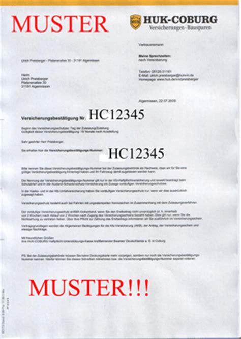 Huk24 Motorrad Haftpflicht by Die Elektronische Versicherungsbest 228 Tigung Vb Evb