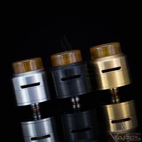 Csl Goon Lp By 528custom 24mm Stainless Steel Rda goon lp rda by 528 custom e tobacco