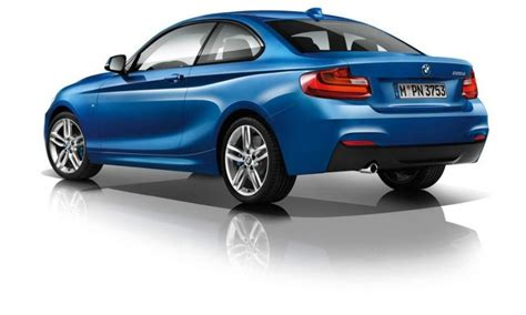 Bmw 2 Series Hp by 2014 Bmw 2 Series Price Starts At 33 025 M235i Boasts