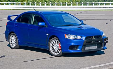 2008 Mitsubishi Lancer Evolution Gsr First Drive Review