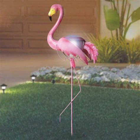 flamingo solar lights 17 best images about gardening ideas on bird