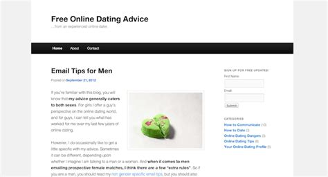 A Free Dating Service Guide Part 1 by How I Created An Authority Site From The Ground Up Part 1