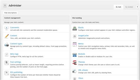 drupal theme tao seven useful drupal modules to enhance usability for