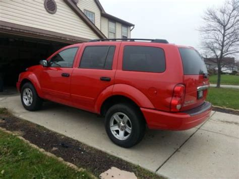 purchase used 2005 dodge durango slt sport utility 4 door 4 7l in indianapolis indiana united