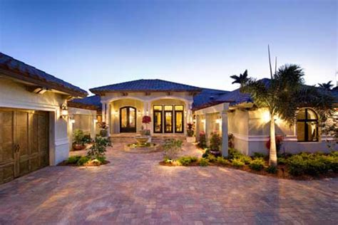 florida style home plans florida style house plans 4730 square foot home 1