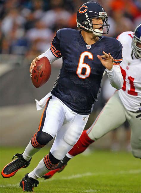 famous bears quarterbacks jay cutler football player has type 1 diabetes famous