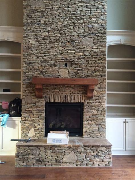 fireplace backsplash help on backsplash given adjacent brick wall