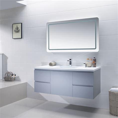 large single sink vanity adelina 49 inch antique bathroom vanity blue finish inside