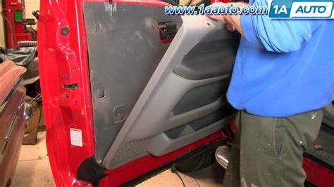 service manual how to remove door trimford 2006 how to install replace remove door panel ford f250 f350 super duty 99 07 1aauto com youtube