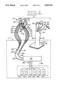 patent us5042314 steering and transmission shifting mechanism patents