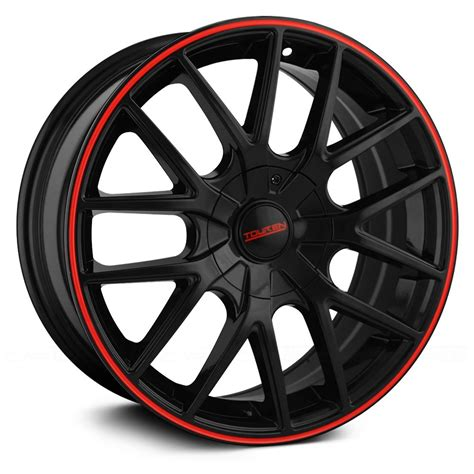 Wheels Ring touren 174 tr60 3260 wheels black with ring rims