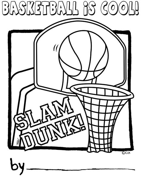 cool basketball coloring pages printable basketball coloring pages basketball coloring