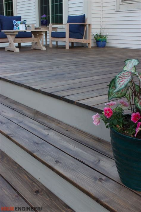 deck stain colors 25 best ideas about deck stain colors on deck