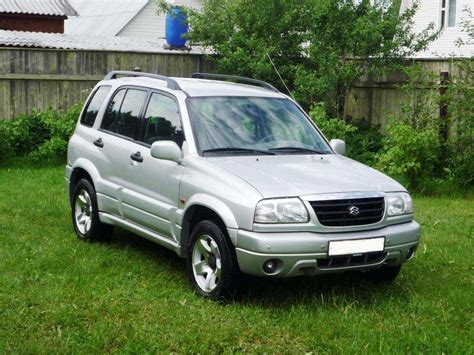 Suzuki Grand Vitara 2000 Used 2000 Suzuki Grand Vitara Photos 2495cc Gasoline