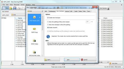 format dvd nero nero burning rom alternatives and similar software