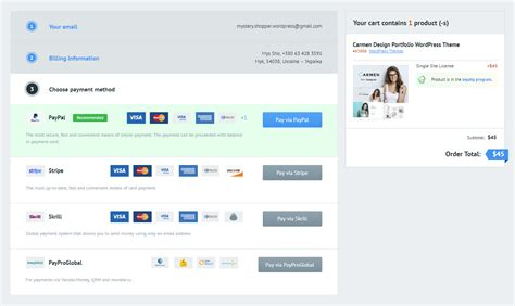 themeforest payment options how i went mystery shopping templatemonster vs themeforest