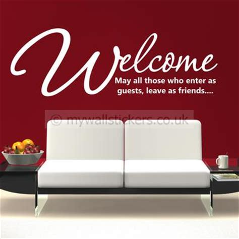 welcoming guests welcome quotes for guests quotesgram