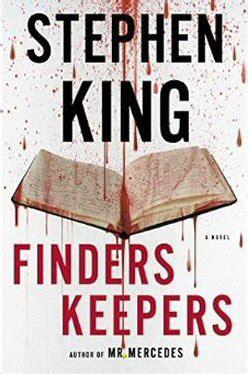 libro finders keepers stephen king quien pierde paga cr 237 ticas de libros alohacritic 243 n