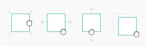 the 7 states of a drag and drop interface interactive wireframes drag and drop