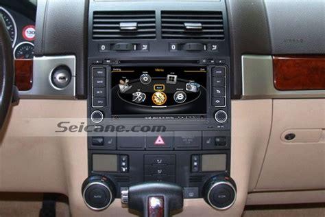 volkswagen touareg radio 2004 2005 2006 2007 2008 vw touareg stereo removal and