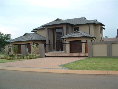 houses building plans house plans in gauteng modern house