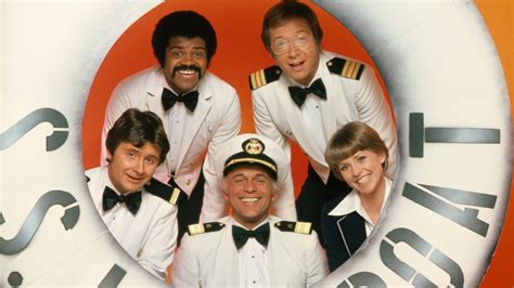 gopher love boat costume gavin macleod talks about reuniting with love boat cast