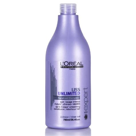 Conditioner Loreal by L Oreal Professionnel Serie Expert Liss Unlimited