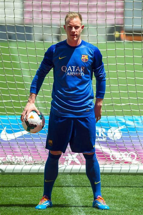barcelona goalkeeper marc andr 233 ter stegen 2018 dating tattoos smoking