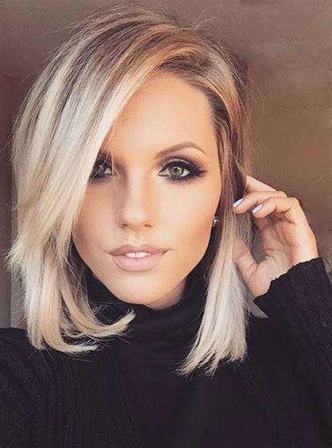 medi hair styles must capelli 2017 tagli medi versione long bob foto