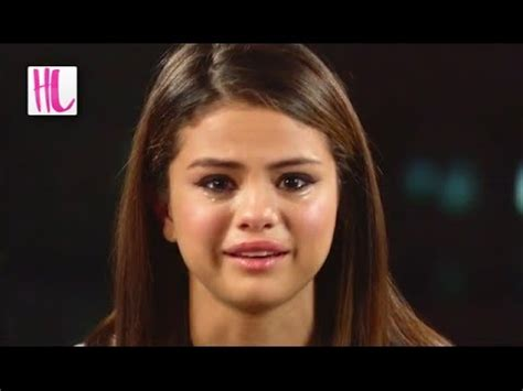 Selena Gomez Crying Meme - selena gomez breaks down in tears youtube