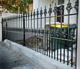 wrought iron fence decorations wrought iron fence posts search landscaping