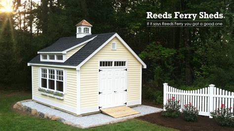 Reeds Ferry Sheds by Reeds Ferry Sheds Traditional Sheds Boston By