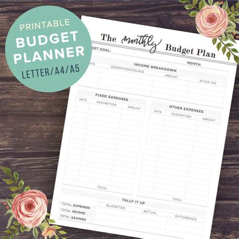Department Of Finance Budget Letter the 25 best budget planner book ideas on