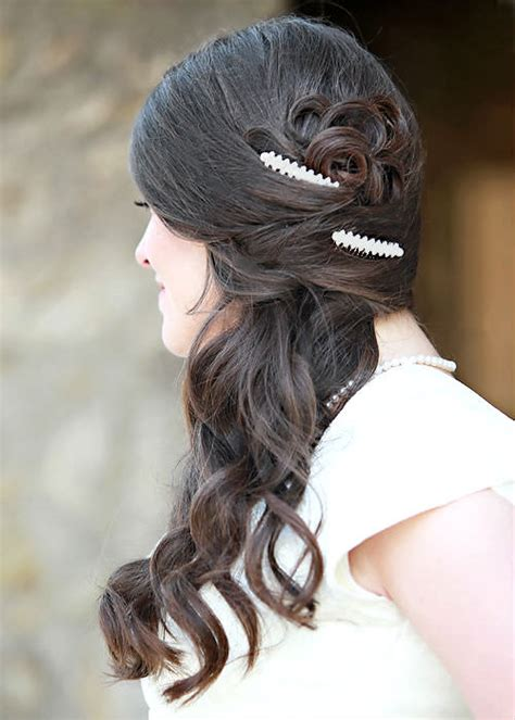 brunette bride hairstyles 45 breathtaking wedding hairstyles for bridesmaids magment