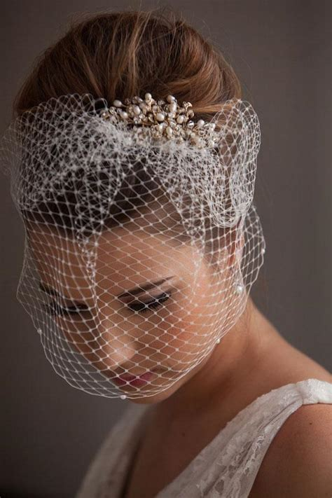 The Loveliest Vintage Bridal Hair Accessory ? a Whimsical