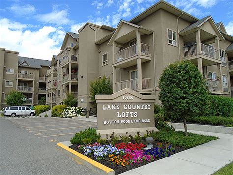 1 Bedroom Apartment Kelowna by Kelowna Apartment For Rent Lake Country Lofts Id