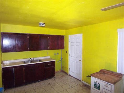 painted kitchen cabinets ugly house photos more bad painting ugly house photos