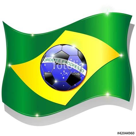 brasile calcio quot bandiera brasile calcio 2014 brazil flag soccer