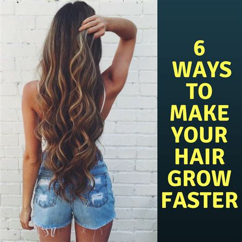 10 ways to grow long hair fast 6 effective ways to grow long hair fast 6 effective ways