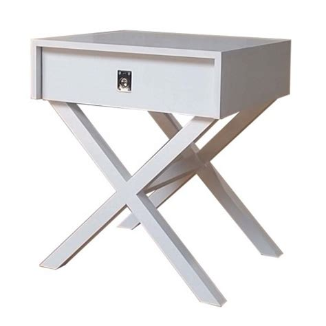 cross leg bedside table bedside tables cross legs pedestals for sale in