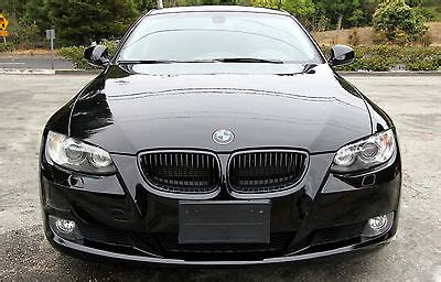 2010 bmw 328i m sport premium package 55k black on