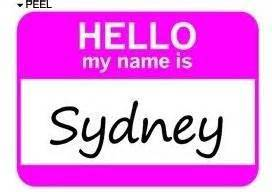Free Kitchen Design Software Download by Amazon Com Hello My Name Is Sydney Window Bumper Laptop