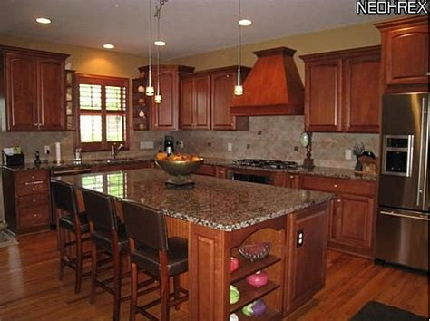center islands for kitchens big center island for kitchen holy dream house pinterest